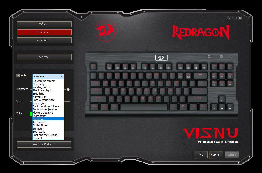 Redragon Keyboard Software - HOT Popular Items