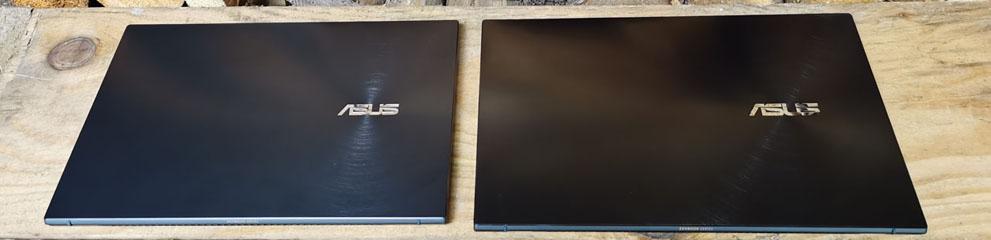 Review – Asus Zenbook 14 UX425JA & Asus Zenbook 13 UX325JA