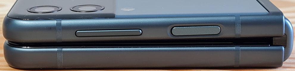 Review –  Samsung Galaxy Z Flip3 5G